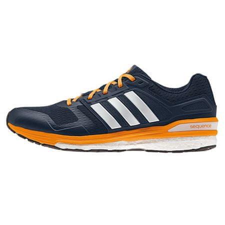 Adidas szupernóva szekvencia lendület 8 m, Futás | Cipő - alacsony (NEM FABOTBALL) | CONAVY / FTWWHT / EQTORA | 11