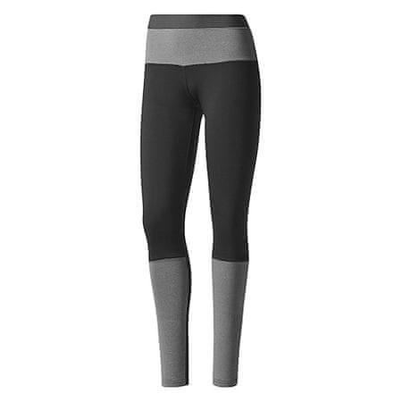 Adidas XPR TIGHTS W BLACK / DGREYH 42, FW17_adidas