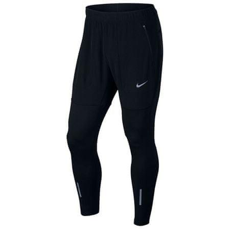 Nike UŻYTECZNOŚĆ, 10 | URUCHOMIENIE | MĘŻCZYZNA | RAJSTOPY | CZARNY / ODBLASKOWY SILV | XL