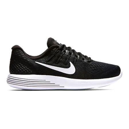 Nike LUNARGLIDE WMNS 8, 20 | URUCHOMIENIE | KOBIETY | LOW TOP | CZARNY / BIAŁO-ANTRACYTOWY | 6.5