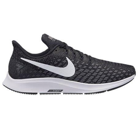 Nike W AIR ZOOM PEGASUS 35 (W), 20   URUCHOMIENIE   KOBIETY   LOW TOP   CZARNY / BIAŁY ODPORNY NA OLEJ SZARY   9