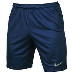 Nike PARK II KNIT SHORT NB, 10 | FOOTBALL / SOCCER | MENS | SHORT | MIDNIGHT NAVY / WHITE | M
