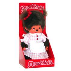 Monchhichi Pluszowe , Kelnerka, 20 cm
