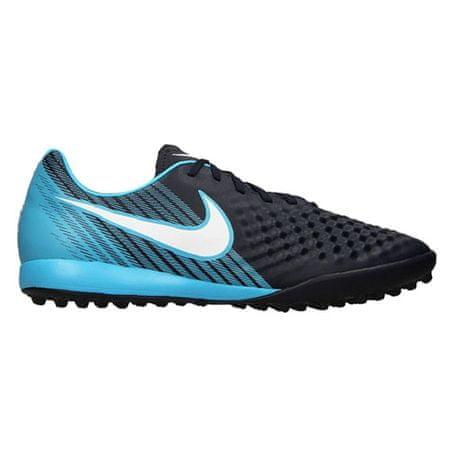 Nike MAGISTAX ONDA II TF, 20.   FABOTBALL / FOCCER   MENS   LOW TOP   OBSIDIÁN / FEHÉR-GAMMA KÉK-GLAK   7.5