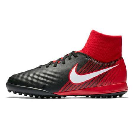 Nike JR MAGISTAX ONDA II DF TF, 20. | FABOTBALL / FOCCER | GRD ISKOLA UNSX | HIGH TOP | FEKETE / FEHÉR EGYETEM Vörös | 4Y