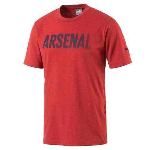 Puma Tričko , Arsenal Fan Tee | Červená | XL