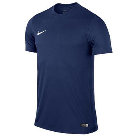 Nike SS PARK VI JSY, 10 | PIŁKA NOŻNA / PIŁKA NOŻNA | MĘŻCZYZNA | TOP Z KRÓTKIM RĘKAWEM | MIDNIGHT NAVY / WHITE | L.