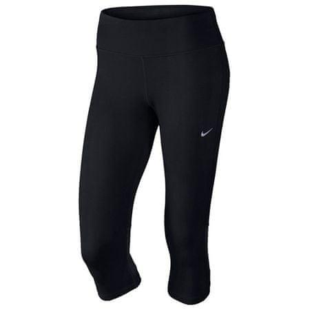 Nike DF EPIC RUN CAPRI, 10. | Futás | NŐK | 3/4 HOSSZÚ FEKTOR | FEKETE / FEKETE / VISSZATÉRÍTŐ SZILV | VAL VEL