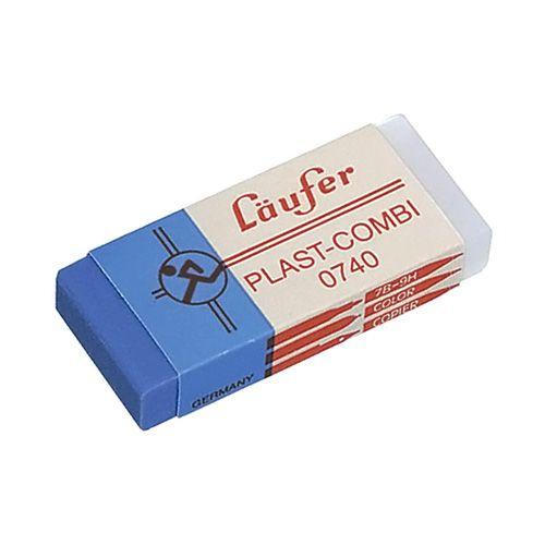 Läufer Radierer Plast-Combi, Radierer Plast-Combi