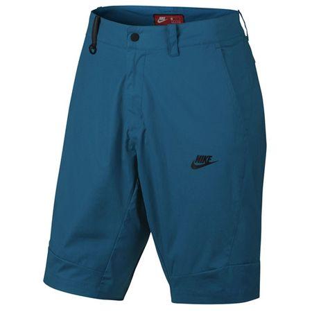 Nike M NSW BND RÖVID WVN, 10. | NSW EGYÉB SPORT | MENS | RÖVID | IPARI KÉK / FEKETE 28