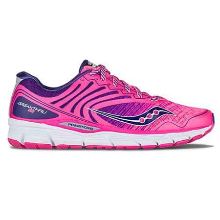 Saucony Breakthru 2 Pink / Navy, S10304-3-9