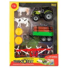 Idena Idena traktor készlet, Idena traktor készlet