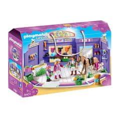 Playmobil Obchod s jazdeckými potrebami , Obchodné centrum, 108 dielikov