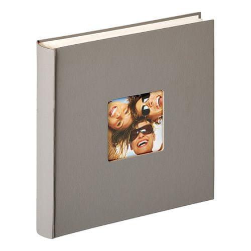 Walther Buchalbum Fun grau, Buchalbum Fun grau