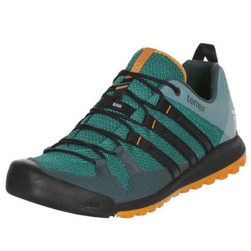 Adidas TERREX SOLO, OUTDOOR | SHOES - LOW (NON FOOTBALL) | EQTGRN / CBLACK / EQTORA | 11