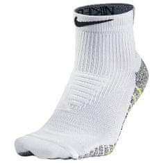 Nike M NG LTWT MID, 30 | MEN TRAINING | MENS | ONE QUARTER SOCK | WHITE/VOLT/BLACK | XL