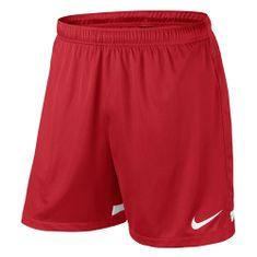 Nike DF KNIT SHORT II WB, 10 | FOOTBALL/SOCCER | MENS | SHORT | UNIVERSITY RED/WHITE/WHITE | S
