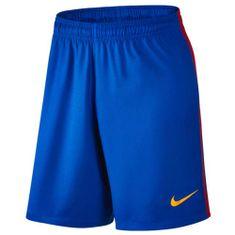 Nike FCB M HA3G STADIUM SHORT, 10 | FOOTBALL/SOCCER | MENS | SHORT | SPORT ROYAL/UNIVERSITY GOLD | 2XL