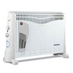 G3 Ferrari Termoconvettore ventilátorom Programmatore 24h 2000W Term, Termoconvettore ventilátorom Programmatore 24h 2000W termostatu e 3 Potenza