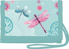 Stil Peňaženka na krk Dragonfly