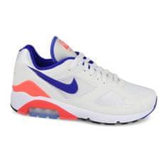 Nike W AIR MAX 180, 20. | NYW futás NŐK | LOW TOP | FEHÉR / ULTRAMARIN-SZOLÁR Vörös-FEKETE | 8