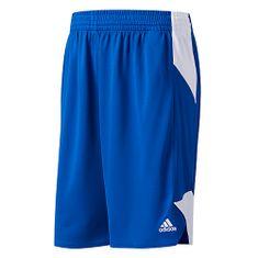 Adidas Crzy Expl short CROYAL/WHITE - XS