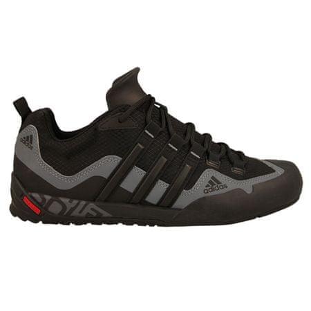 Adidas TERREX SWIFT SOLO, ČEVLJI - NIZKA (NEMAČKA) | BLACK1 / BLACK1 / LEAD | 6