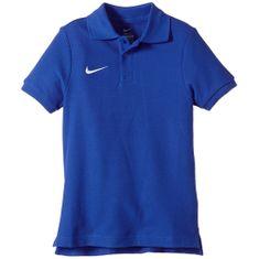 Nike 0,6 x 150 cm fekete kötél, 10. | FABOTBALL / FOCCER | Fiúk | RÖVID HÓLÓ POLO | ROYAL BLUE / WHITE | XS