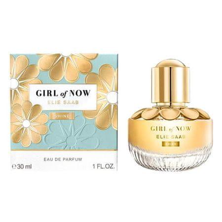 Elie Saab Girl of Now Shine, Kobiety Woda perfumowana 30 ml