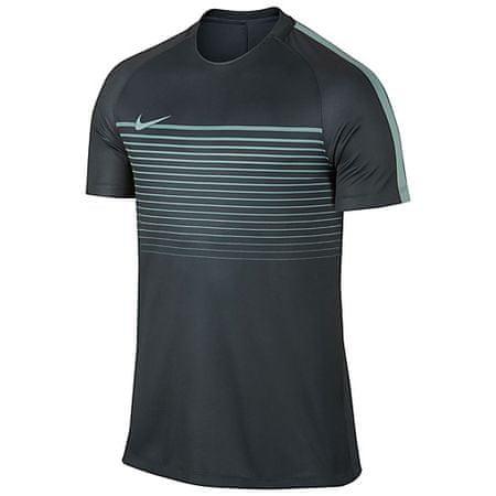 Nike M TOP SS SQD CL, 10 | PIŁKA NOŻNA / PIŁKA NOŻNA | MĘŻCZYZNA | TOP Z KRÓTKIM RĘKAWEM | SEAWEED / CANNON / CANNON | L.