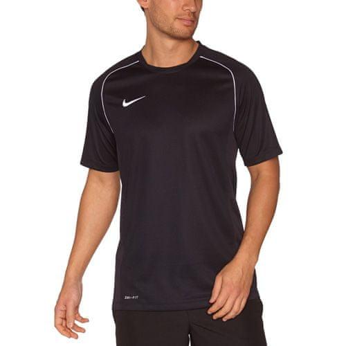 Nike biela, s oknom, samolepiaca, 10 | FOOTBALL / SOCCER | MENS | SHORT SLEEVE TOP | BLACK / WHITE / WHITE | S
