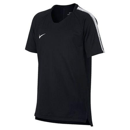 Nike B NK BRT SQD TOP 18, 10.   FABOTBALL / FOCCER   Fiúk   RÖVID HÁLÓ FEL   FEKETE / FEHÉR / FEHÉR   M