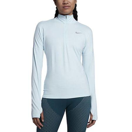 Nike W NK DRY ELMNT TOP HZ, 10. | Futás | NŐK | Hosszú ujjú felső | GLACIER BLUE | XL