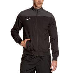 Nike YTH SQUAD14 SDLN WVN JKT, 10 | PIŁKA NOŻNA / PIŁKA NOŻNA | CHŁOPCY | KURTKA | CZARNY / ANTRACYT / BIAŁY | M.