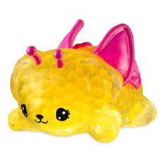 ORB Bubbleezz figurka , Piper Puppyfly, žlutá, série 1