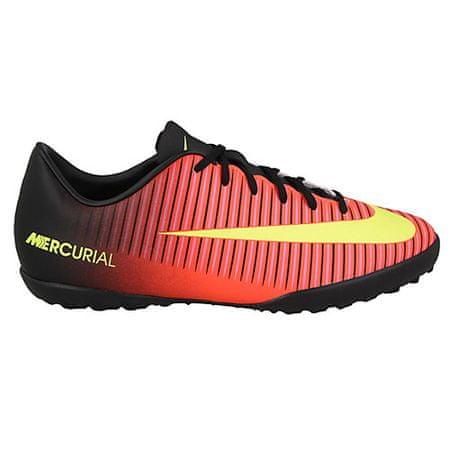 Nike JR MERCURIAL VAPOR XI TF, 20.   FABOTBALL / FOCCER   GRD ISKOLA UNSX   LOW TOP   Teljes bűncselekmény / VLT-BLK-PNK BLST   2.5Y