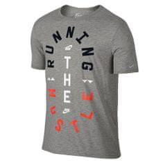 Nike RUN P FAST AS TEE - XXL