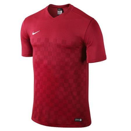 Nike ENERGY III JSY, 10. | FABOTBALL / FOCCER | MENS | RÖVID HÁLÓ FEL | EGYETEM EGYETEM Vörös / FABOTFEHÉR VAL VEL