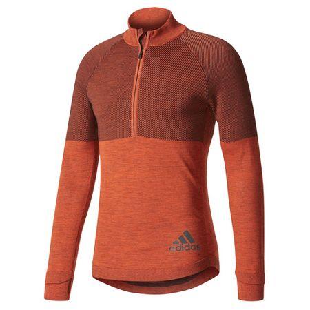 Adidas CLMHT PK ZIP M ENERGIA / FEKETE XL, FW17_