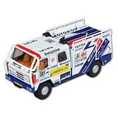 KOVAP Auto Tatra 815 rallye kov 18cm 1:43 v krabičke Kov, Auto Tatra 815 rallye kov 18cm 1:43 v krabičke Kov