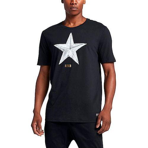 Nike FC STAR TEE, 10 | SPORTSWEAR | MENS | SHORT SLEEVE T-SHIRT | BLACK / BLACK | XL