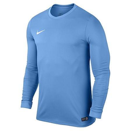 Nike LS PARK VI JSY, 10   PIŁKA NOŻNA / PIŁKA NOŻNA   MĘŻCZYZNA   TOP Z DŁUGIM RĘKAWEM   UNIWERSYTET NIEBIESKI / BIAŁY   2XL