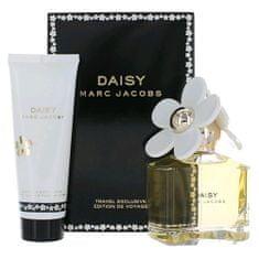 Marc Jacobs Dárková sada , Daisy, EDT 100 ml + tělové mléko 75 ml