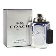 Coach  Platinum EDP 60 ml M, Pánská parfémová voda | 60.0000 ml
