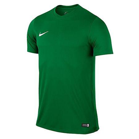 Nike SS YTH PARK VI. JSY, 10. | FABOTBALL / FOCCER | YOUTH UNISEX RÖVID HÁLÓ FEL | Fenyő ZÖLD / FEHÉR | VAL VEL