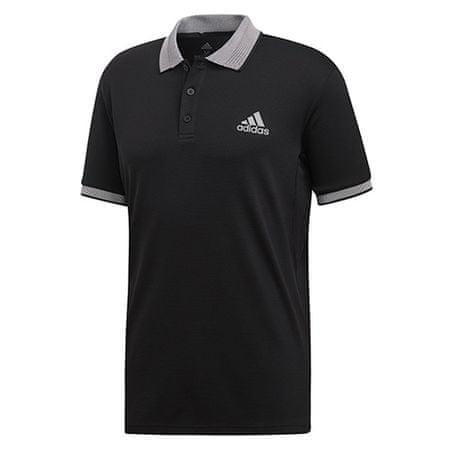Adidas CLUB SOLID POLO, DX1806 | TELJESÍTMÉNY POLOSHRT | TENISZ 2XL