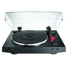 Audio-Technica AT-LP3 gramofon, Gramofon za trakove, črn