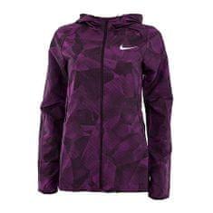 Nike W NK ESSNTL JKT HD PR, 10. | Futás | NŐK | Kapucnis dzseki | FÉNYEZETT BERRY / PORT BOR | M