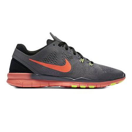 Nike WMNS BREZPLAČNO 5.0 TR FIT 5, 20 | TRENING ŽENSK | ŽENSKE | NIZKA VRH | TEMKA GREY / HYPER ORANGE-BLK-VLT | 6