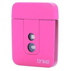 Tinké Könnyű fitnesz- és wellness-érzékelő Villám rózsaszín, Könnyű fitnesz- és wellness-érzékelő Villám rózsaszín